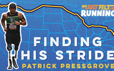 Finding His Stride: The Story of Patrick Pressgrove
